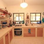 בית משפחת אשד מבט למטבח ים-תיכוני