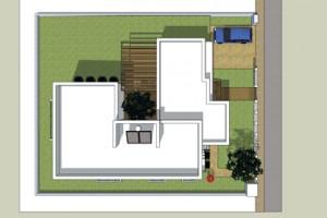 בית משפחת יריב - תוכנית גגות
