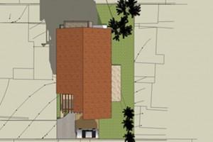 בית משפחת כהן, תוכנית גגות