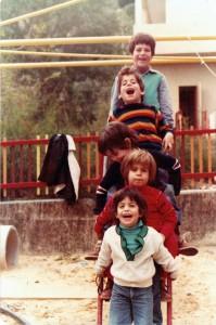ילדותי בקיבוץ
