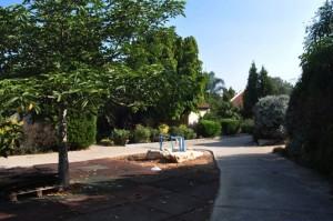 שכונה בקיבוץ