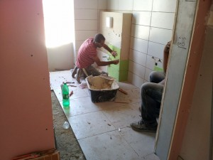חיפוי מקלחות