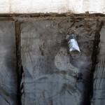 הלחמת יריעות  איטום סביב צינורות