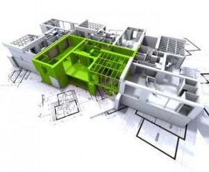 תכנון מבנה ירוק