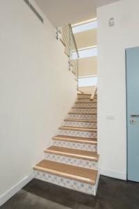 מראה מדרגות