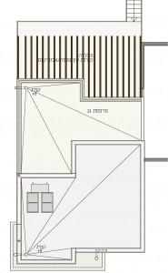 בית משפחת סיגל, תוכנית גגות