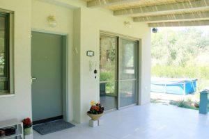 בית משפחת עוגן - מרפסת כניסה