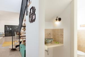 בית משפחת ליטוב - מבט לשרותי אורחים