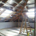 שיפוץ עליית גג