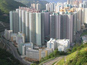 ערי משכנות פועלים בסין