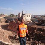 מפקח בניה באתר בניה