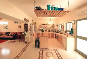 בית משפחת אשד מבט למטבח