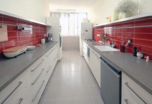 דירת משפחת נוטמן, תכנון מטבח