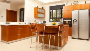 משפחת יוגב, עיצוב מטבח כפרי