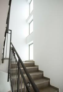 בית משפחת כהן - חלל מדרגות