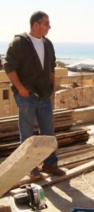 רם ענבר מפקח בניה