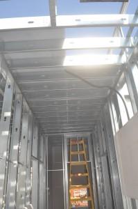 סגירת גגות - בנייה מתקדמת