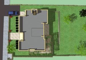 בית משפחת לוי, תוכנית גגות