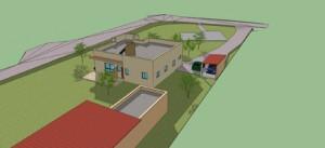 בית משפחת לוינסון, תוכנית גגות