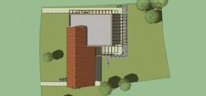 בית משפחת רחמני, תוכנית גגות