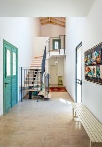 בית משפחת ליטוב - מבואת כניסה