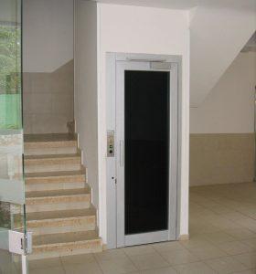תכנון מעלית בבניינים ובתים פרטיים