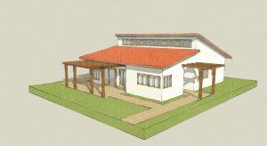 """בית בתכנון מודולרי 150 מ""""ר"""