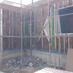 שכבת בידוד פנימית בניה מתקדמת