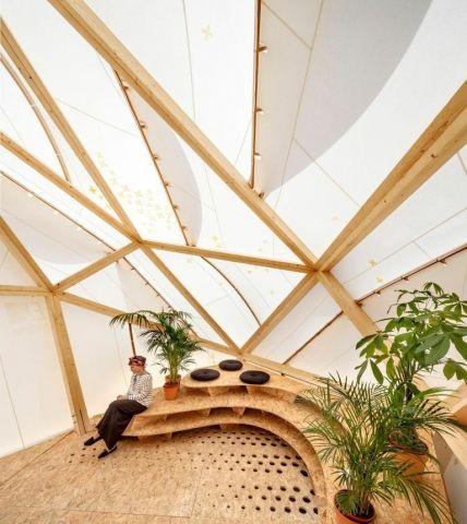 אוריגמי בעיצוב ואדריכלות