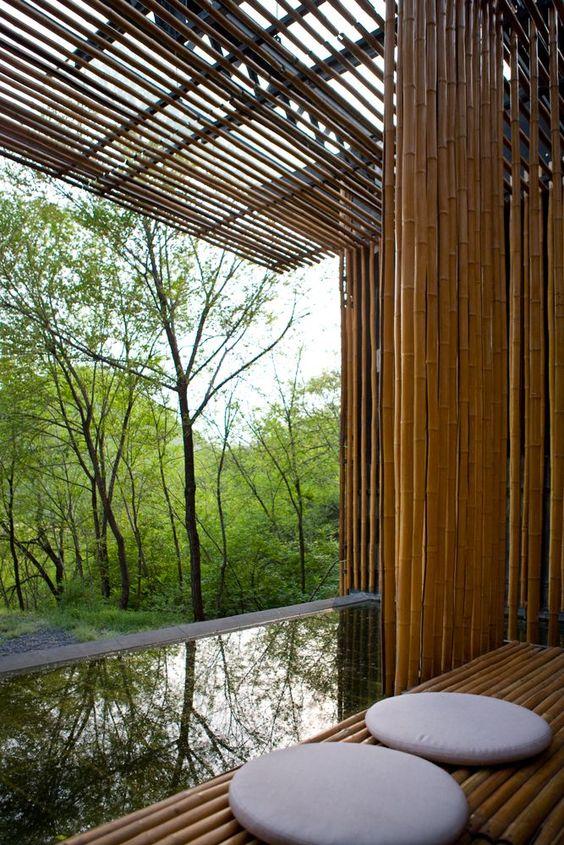 אדריכלות עכשווית מבמבוק