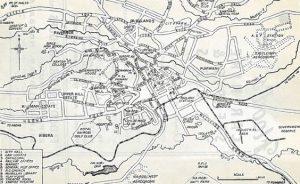 תמונה ישנה של העיר נירובי