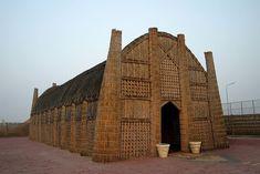 """בית ה""""מודיף"""" Mudhif"""