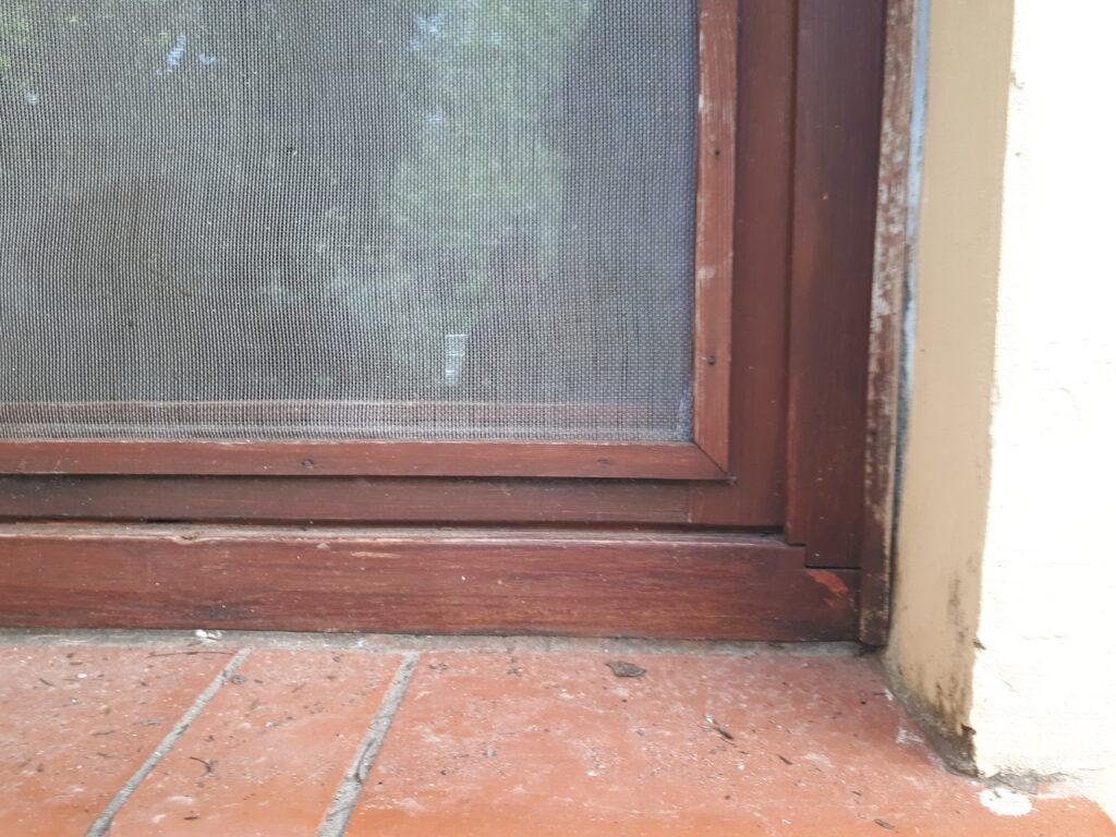 חלונות עץ של פעם