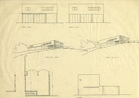 תכנון בית חיים ויצמן